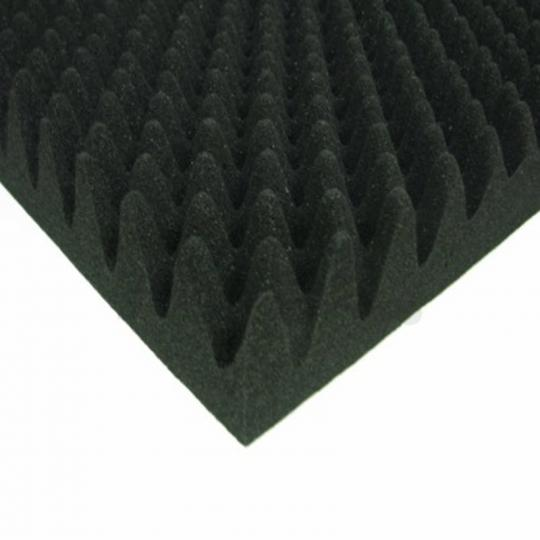 Convoluted Foam Absorber